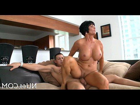 мать и сын анал