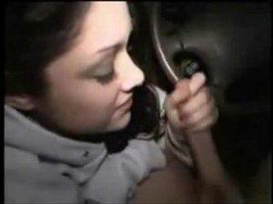 русскую девушку трахают на улице